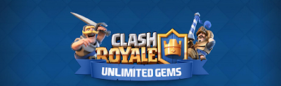 Clash Royale Mod Unlimited Gems for Android