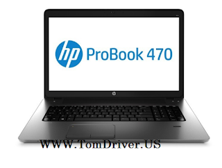HP ProBook 470 G3 Notebook PC Drivers Download