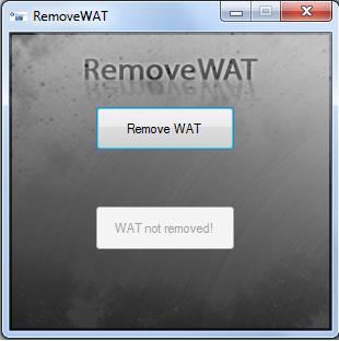 Wat remover download.
