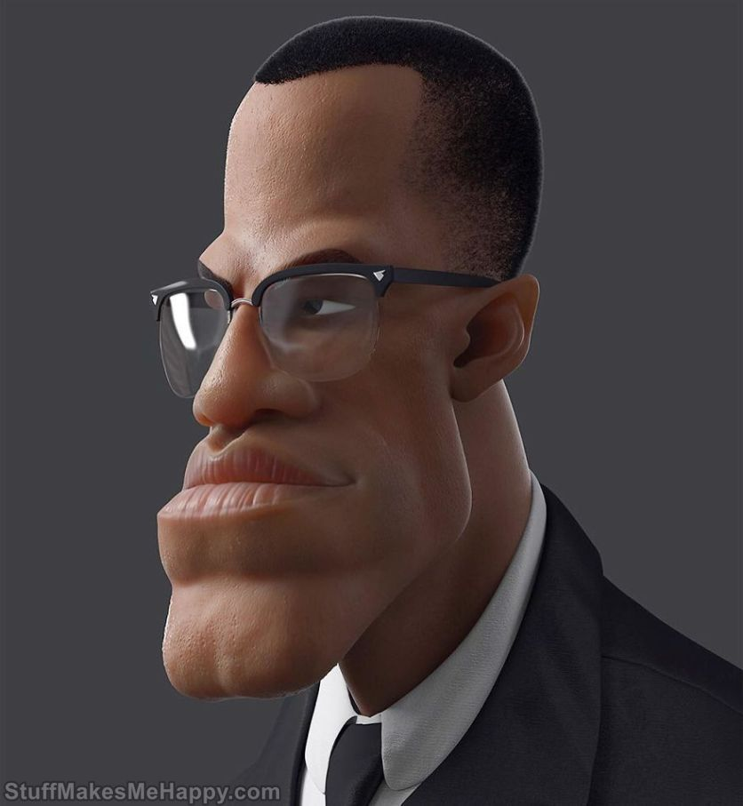 4. Malcolm X