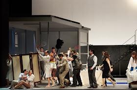 Verdi: Falstaff - Staatsoper Berlin (Photo: Matthias Baus)