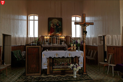 Камень. Костел святых Петра и Павла