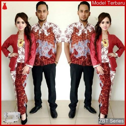 ZBT12309 Kebaya Batik Couple Adiva Untuk Remaja BMGShop