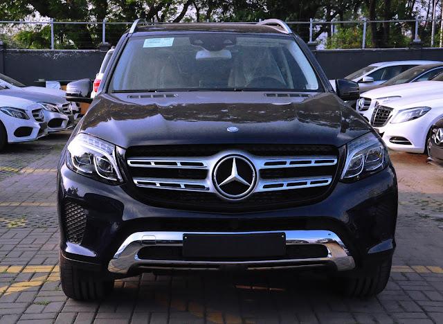 Mercedes GLS 350 d 4MATIC thiết kế mang phong cách thời thượng, trẻ trung