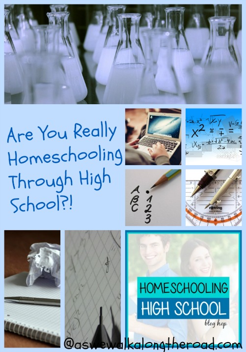 Homeschool High School Blog Hop Introduction