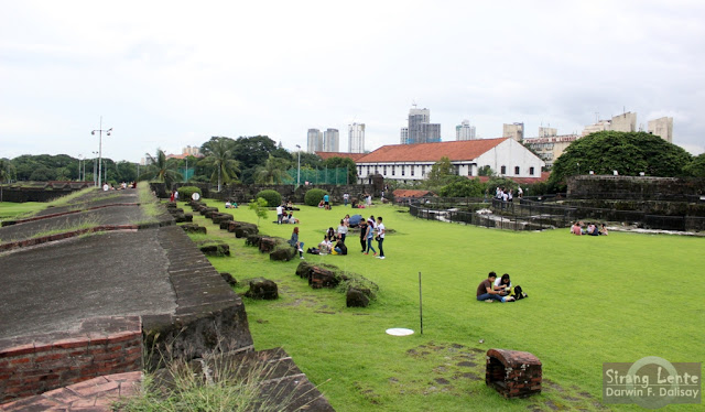 Intramuros Entrance fee 2020