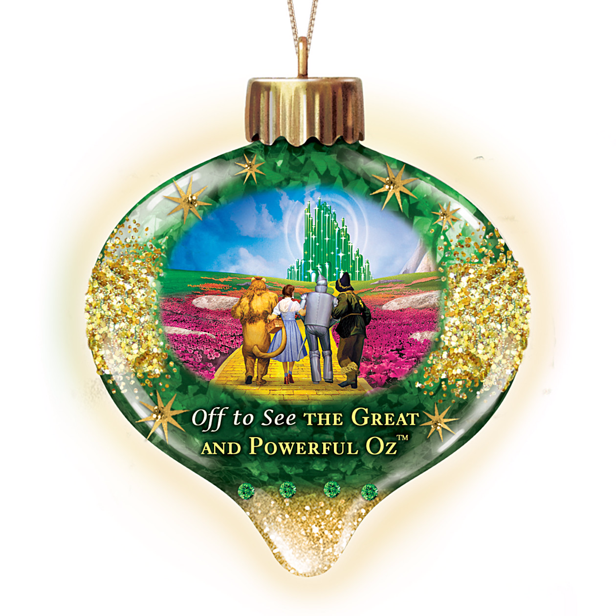 Wizard of oz christmas decorations uk - Http Www Bradfordexchange Com Products 904958_the Wizard Of Oz Ornament Collection Html
