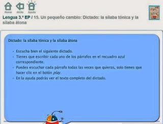http://www.primaria.librosvivos.net/Dictado__la_silaba_tonica_y_la_silaba_atona.html