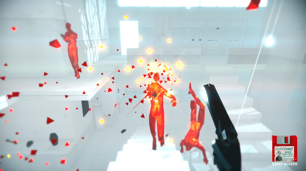 SUPERHOT Mind Control Delete Early Access