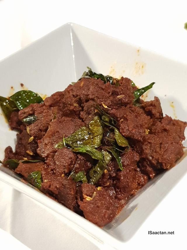 Mutton Paal Poriyal - RM37