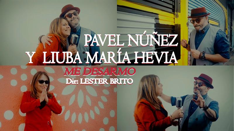 Liuba María Hevia y Pavel Núñez - ¨Me desarmo¨ - Videoclip - Dirección: Lester Brito. Portal del Vídeo Clip Cubano