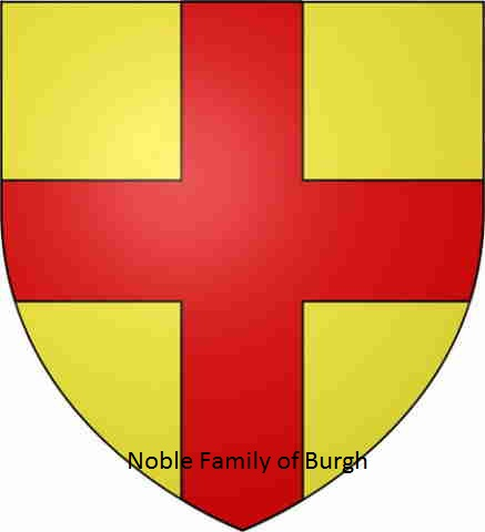 Noble Family of Burgh