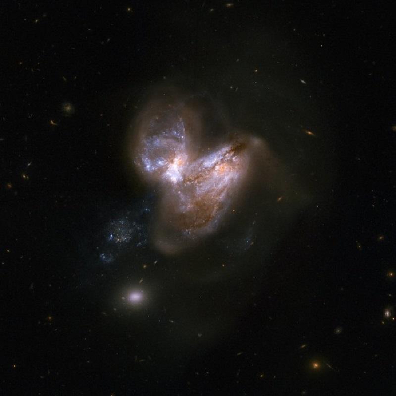 Grupo de galaxias ARP 299