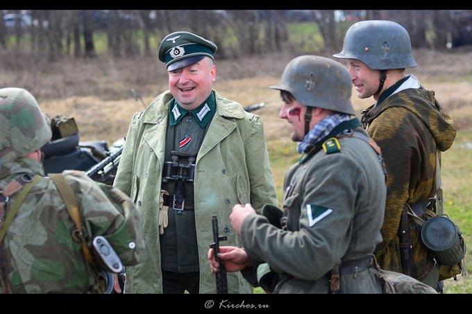 Военно-историческая реконструкция «РУБЕЖ»