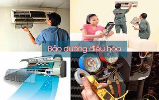 Bảo dưỡng điều hòa tại Trần Cung 0972 687 970