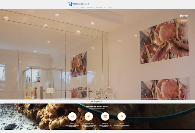 Order Glass Online by Quixtarstudio New York