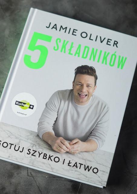 5 składników- nowa książka Jamie Olivera