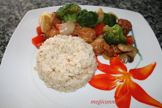 Recetas De Cocina Fusión: Pollo Chino