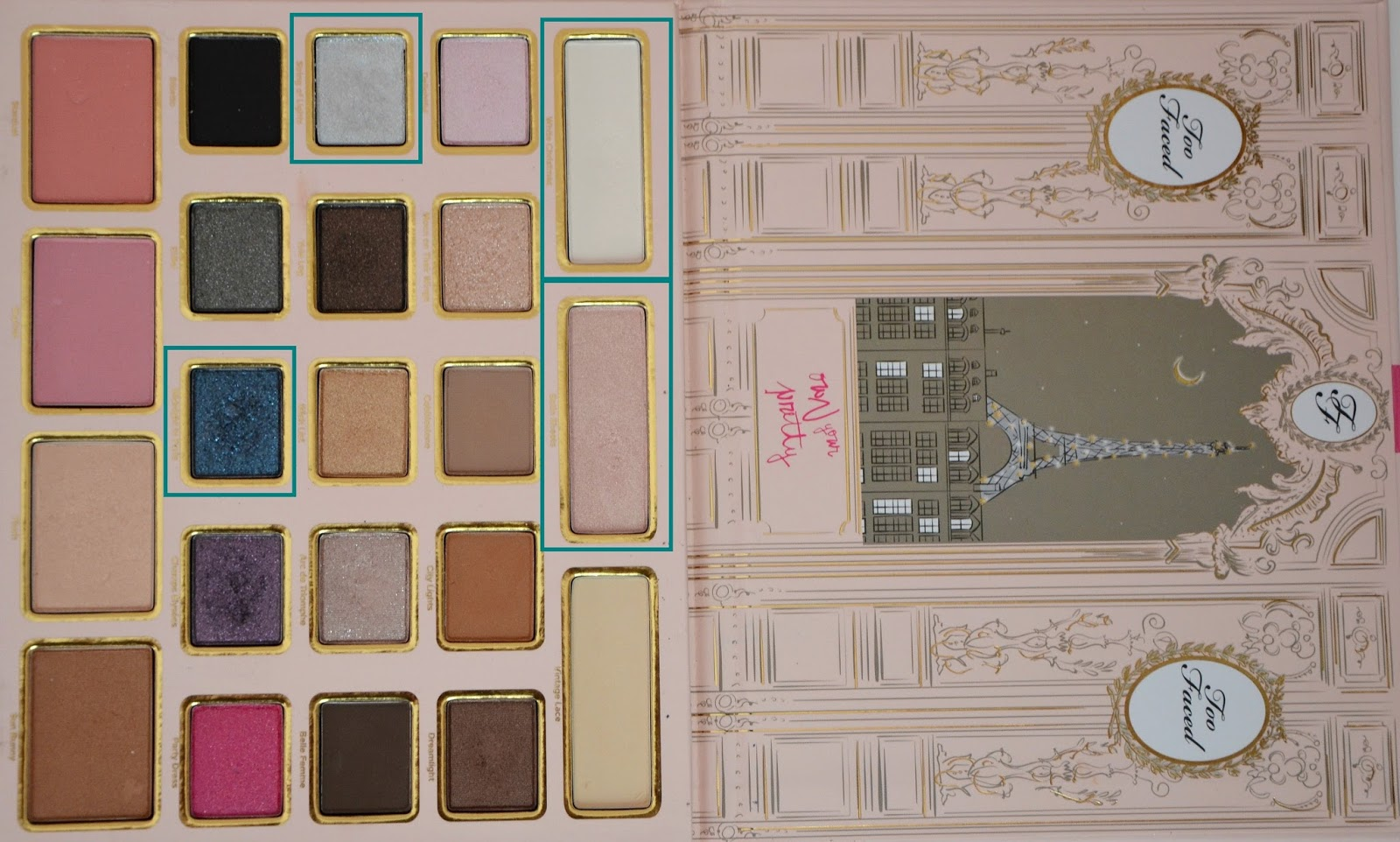 Tutorial Le grand Palais Too faced