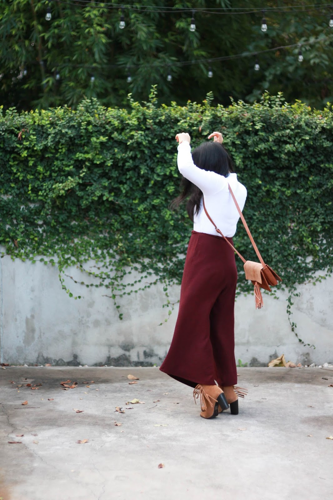 Trends to Try: Fall Culottes | The Bella Insider