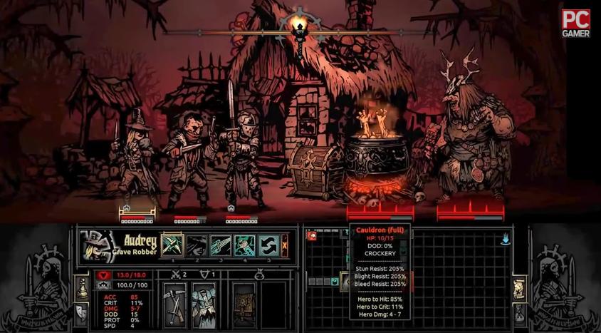 DarkestDungeonBoss - Darkest Dungeon