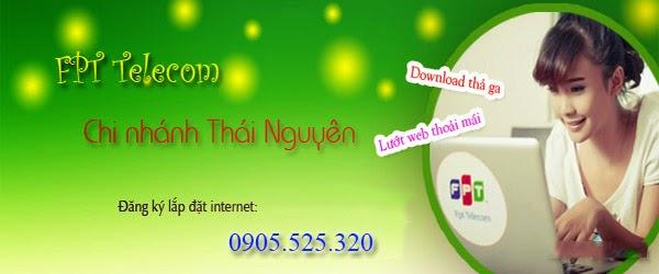 Khuyến Mãi Lắp Đặt Internet FPT Tại Thái Nguyên