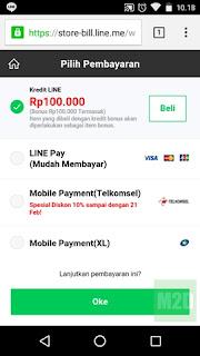Kredit LINE