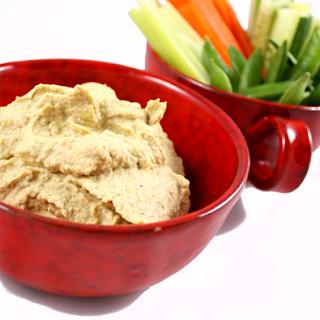 Oppskrift Beste Omega Hummus Hjemmelaget Sunn