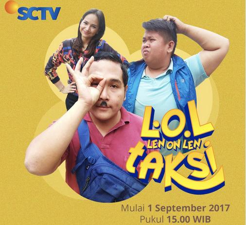LOL (Len On Len) Taksi SCTV