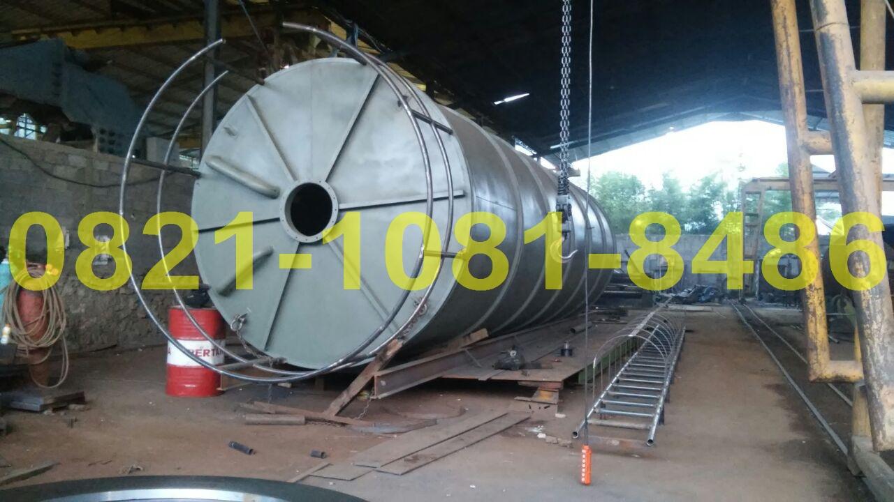 Jasa Fabrikasi Silo Tank Remote Control Sheif Tempat Penyimpanan Remot Sj0048