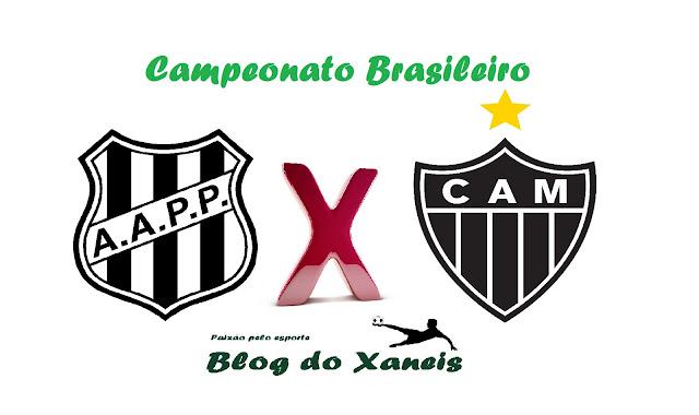 Ponte Preta x Atlético Brasileirão Série A