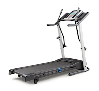 "Weslo Crosswalk 5.2T Treadmill, with CrossWalk Upper-Body Arms, review features & specifications, 2.25 hp, 16x47"" tread-belt, comfort cell cushioning, speeds up to 10 mph"