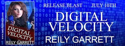 Release Blast & Giveaway: Digital Velocity by Reily Garrett