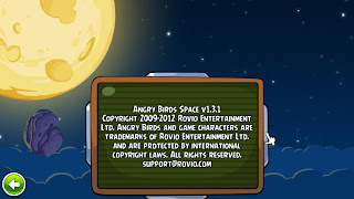 Angry Birds Space 1.4.0 Full Serial