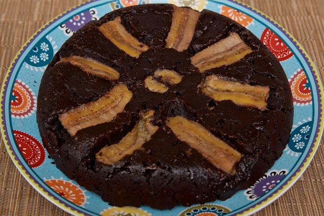 Van Houten - Cacao - Cacao poudre non sucré - Dessert - Chocolat - Hot chocolate - gâteau banane cacao - cocoa banana cake