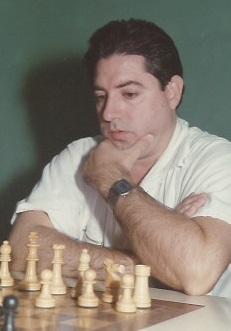 El ajedrecista Santos (Amistat de Premià)