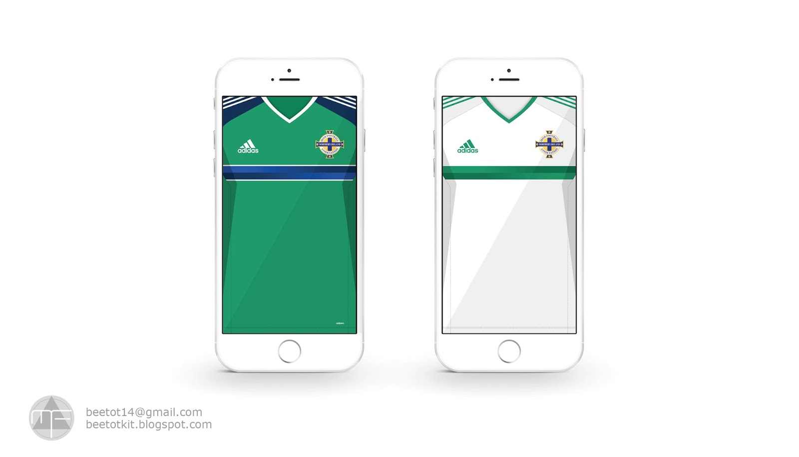 Beetot Kit: Northern Ireland Kit Euro 2016 Iphone 6 Wallpaper