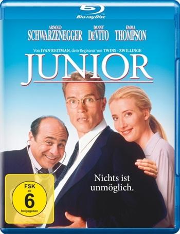 Junior 1994 Dual Audio Bluray Movie Download