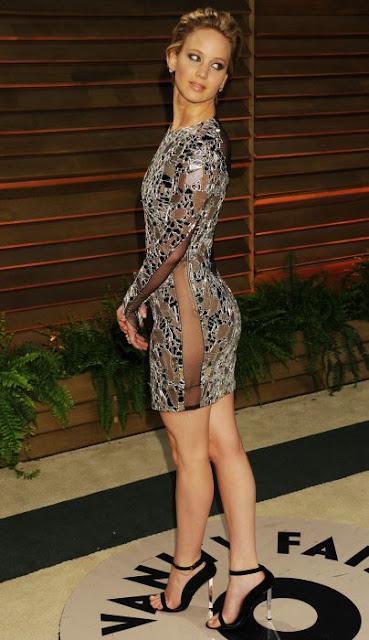 La bella Jennifer Lawrence es la actriz mejor pagada