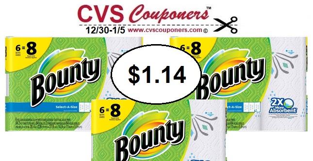 http://www.cvscouponers.com/2018/12/bounty-paper-towels-114-at-cvs.html