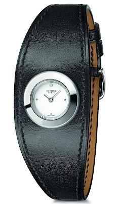 Hermès Faubourg Manchette watch