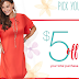 $5 off $5 Maurice's Clothing Purchase + Free Shipping = Super Cheap/Almost Free Items: 3 Pairs of Earrings 22 Cents, Sneakers $1.99, Tank Top $1.99 and Many Other Deals