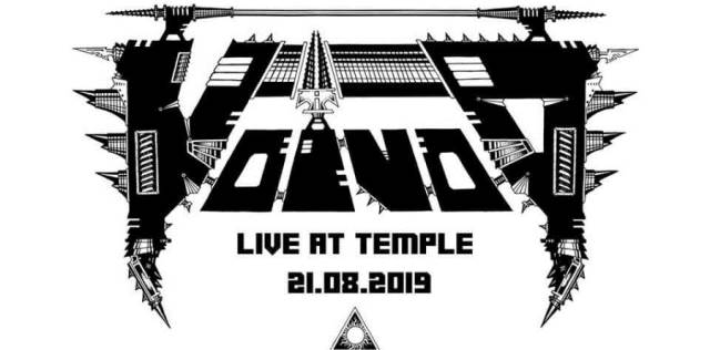 VOIVOD: Τετάρτη 21 Αυγούστου @ Temple Athens