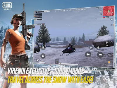 PUBG Mobile 0.10.0 Apk Data | Download Vikendi Map Update Android