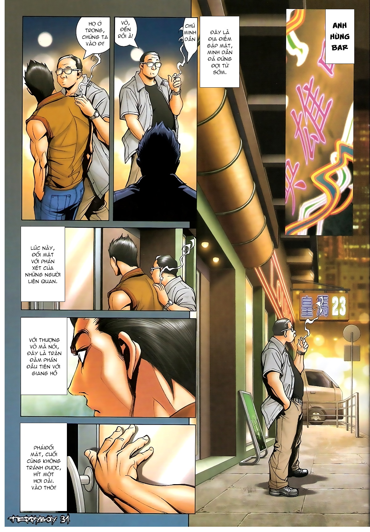 Người Trong Giang Hồ - Chapter 1320: Con trai Y Kiện - Pic 27