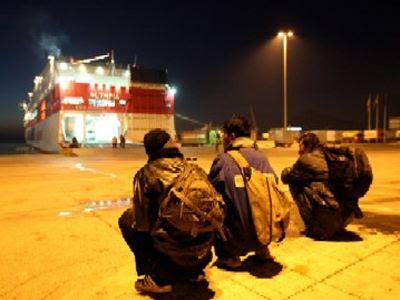 Την Ηγουμενίτσα ξαναβάζουν στον χάρτη των προσφυγικών ροών οι διακινητές