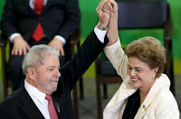 """Lula is not guilty. And Brazilian people will be able to save him in a democratic way in 2018,"" Rousseff said on Twitter."