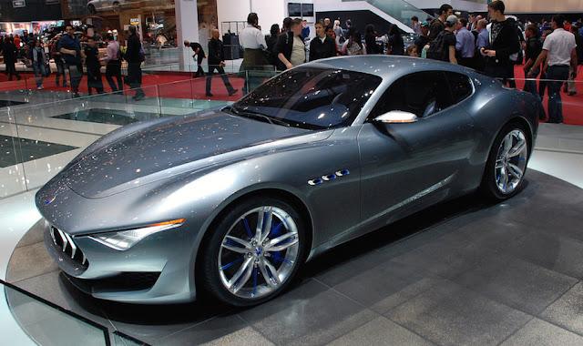 マセラティの新型スポーツカー「アルフィエーリ」の発売は2020年以降に先送り?