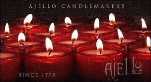 Ajello Candles In History