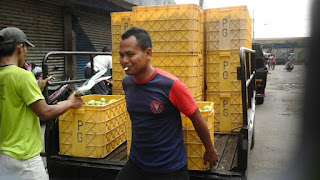 Pembeli Jeruk Lemon Di Medan